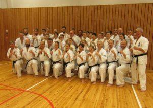 Treningsseminar for Dan grader og Dan kandidater NKKO 2020