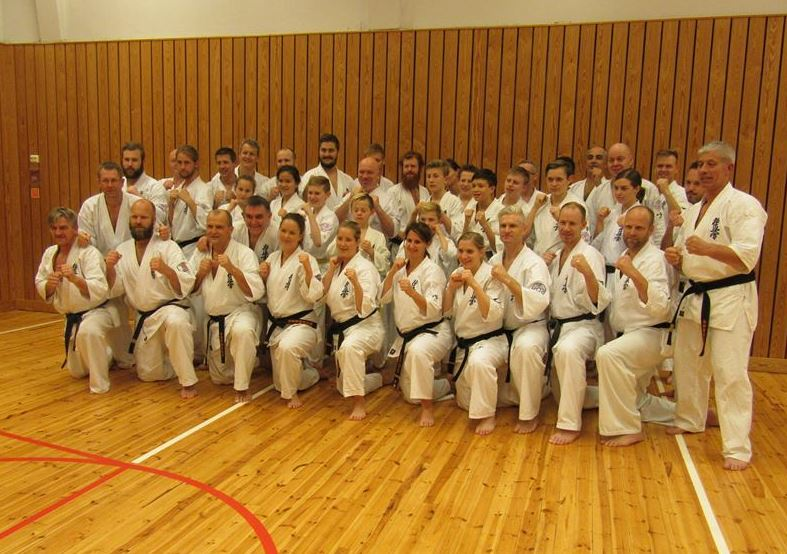 Read more about the article Treningsseminar for Dan grader og Dan kandidater NKKO 2020