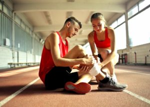 Kurs i akutt idrettsskade