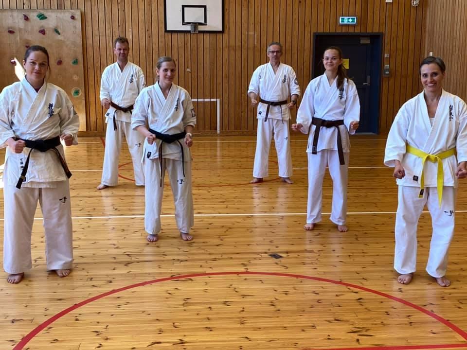 Read more about the article Kyokushin Kata NC 2 – E stevme